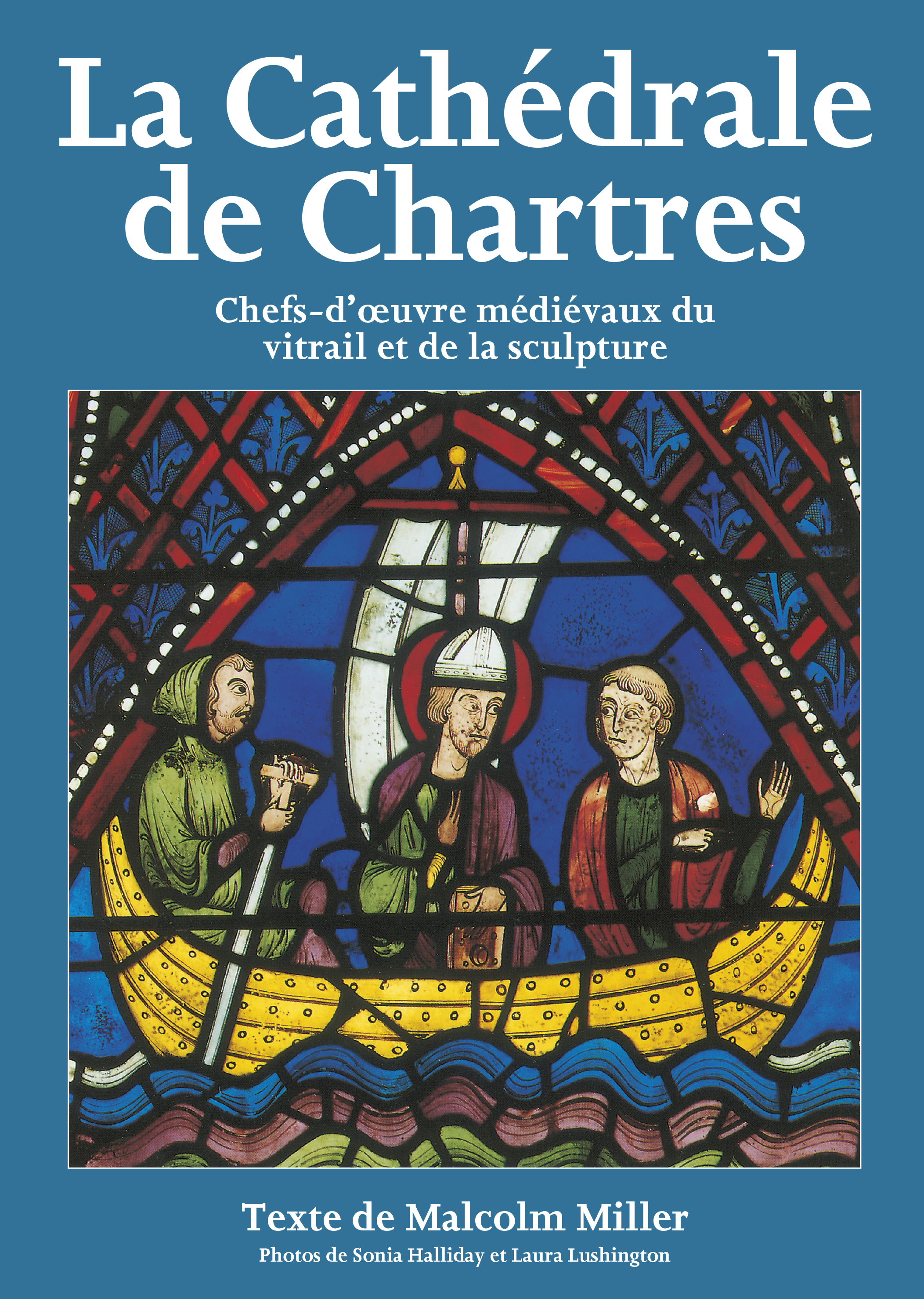 Chartres Cathedral Stained Glass – French