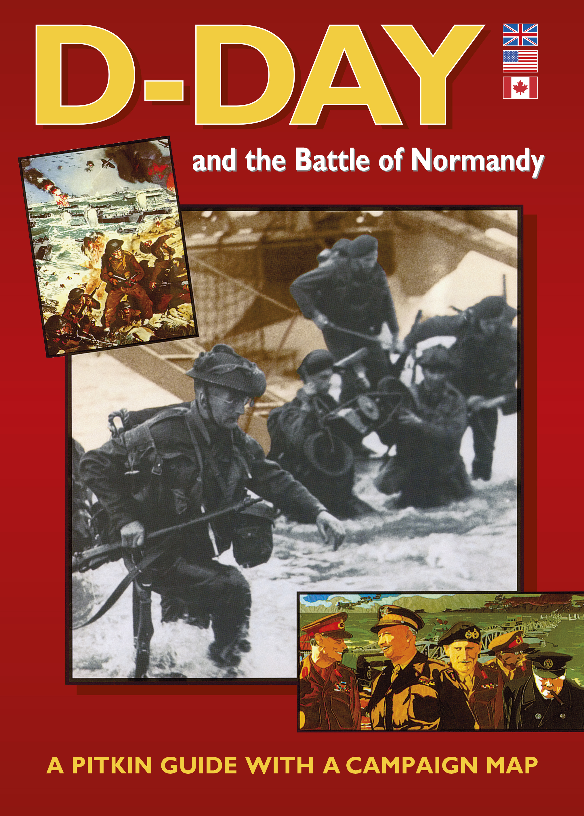D-Day and the Battle of Normandy – English