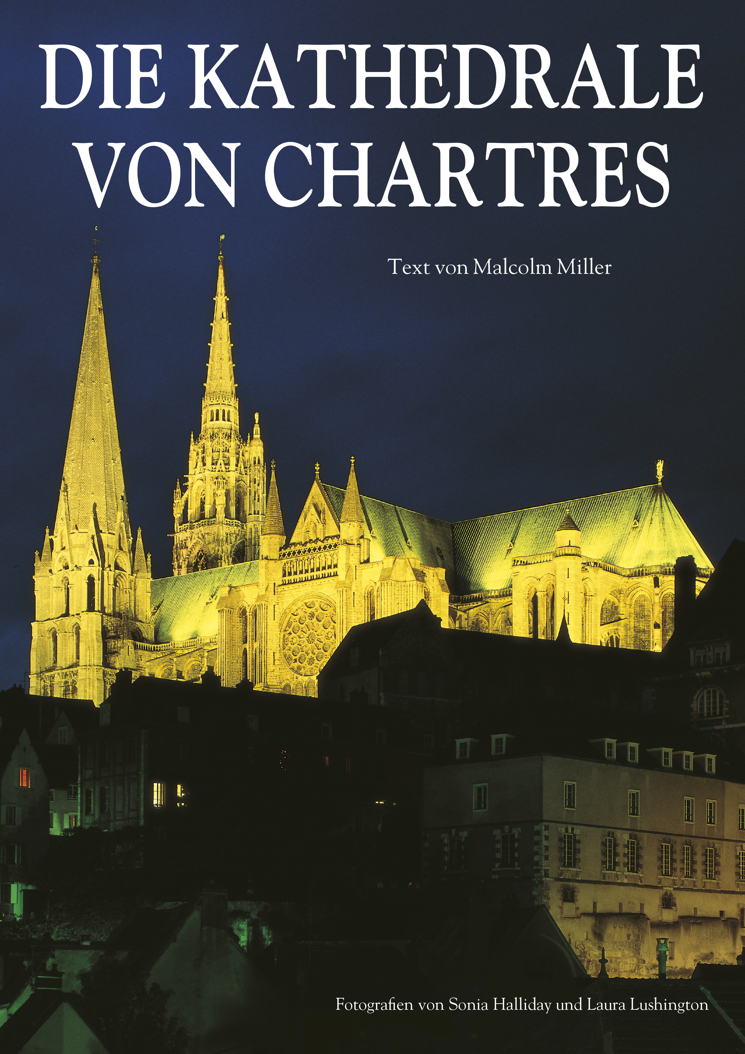 Chartres Cathedral PB – German