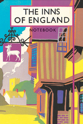Brian Cook The Inns of England Notebook