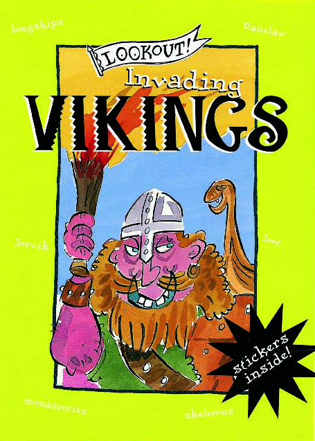 Lookout! Invading Vikings