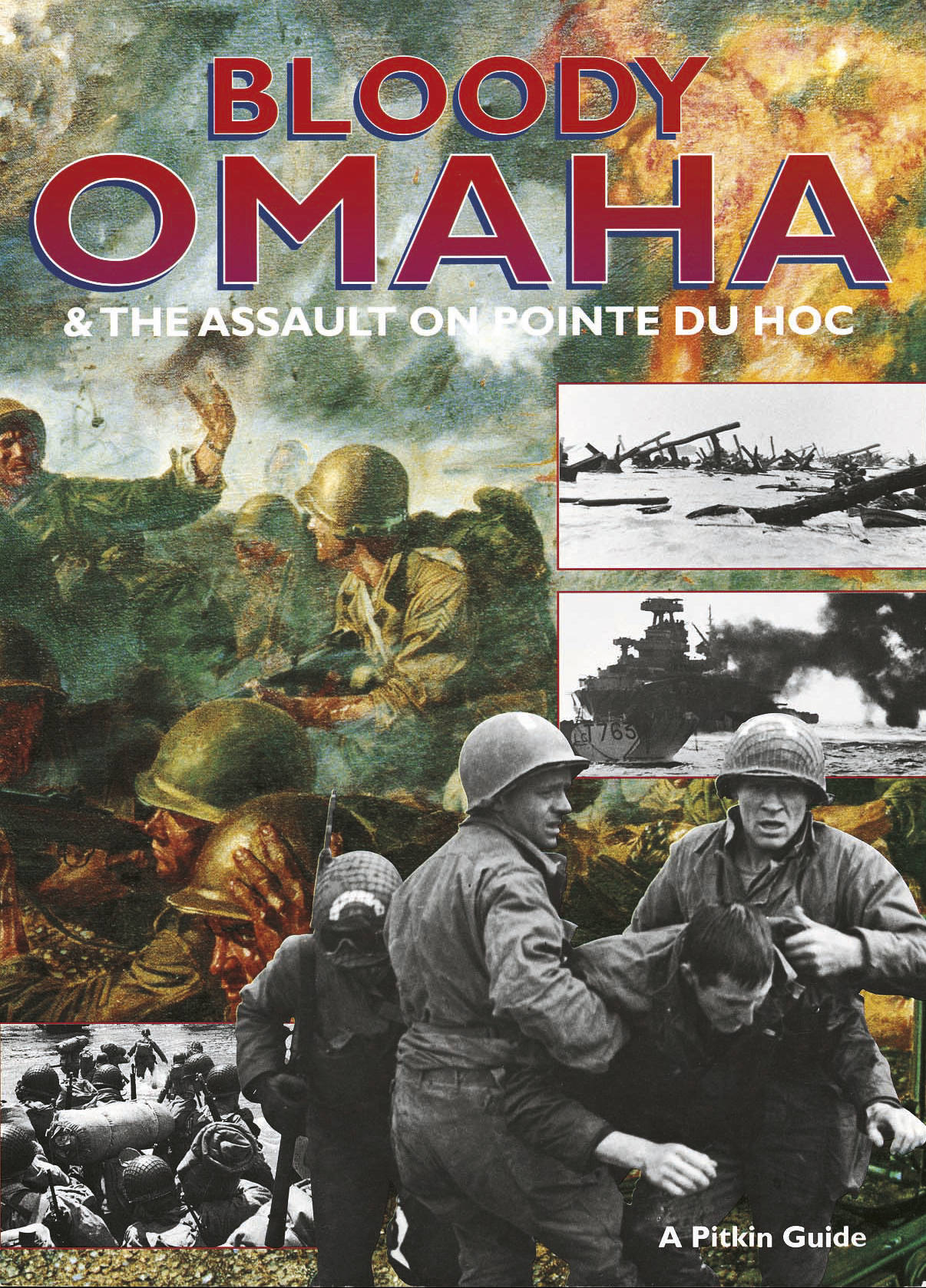 Bloody Omaha – English