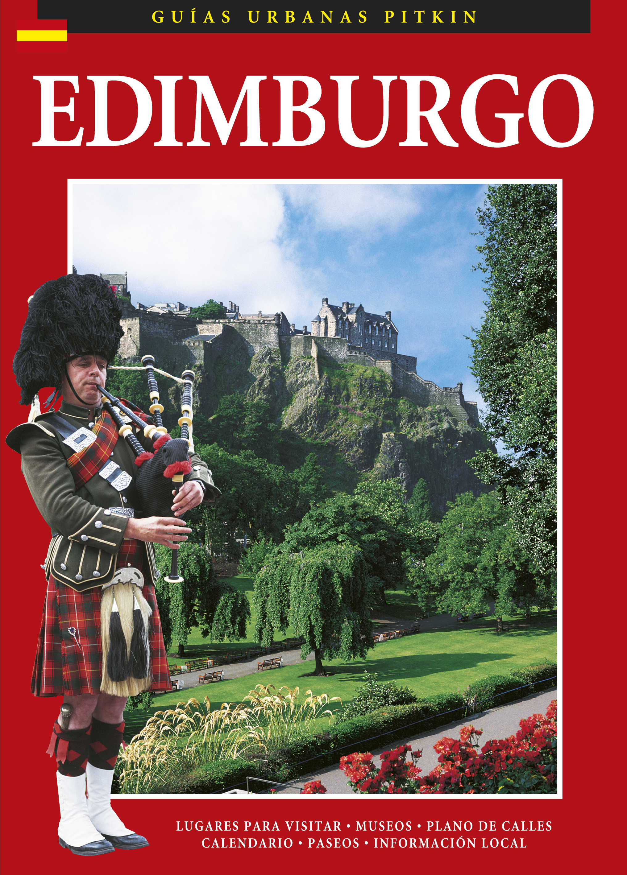 Edinburgh City Guide – Spanish
