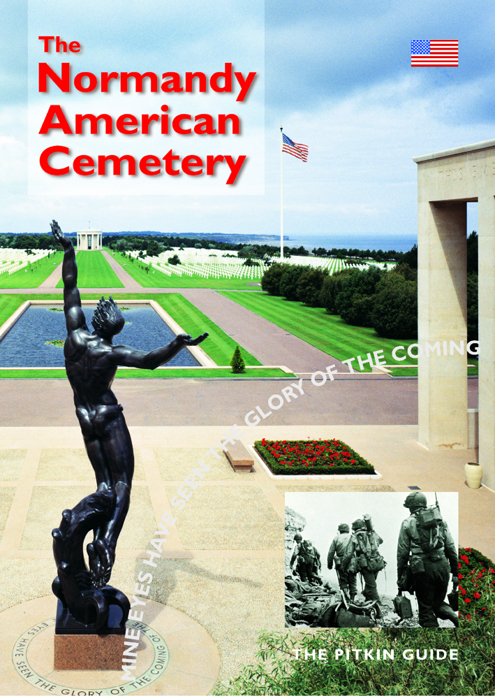 The Normandy American Cemetery – English