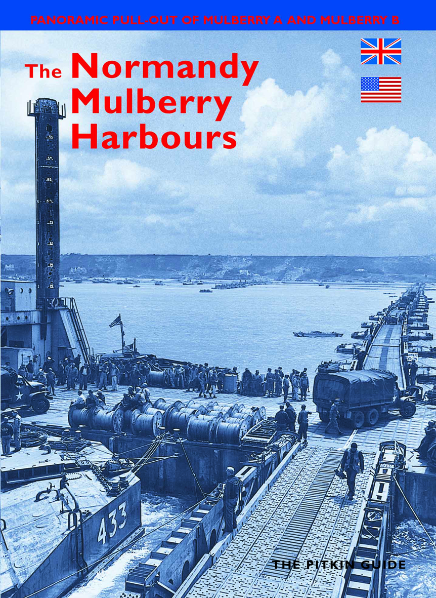 The Normandy Mulberry Harbours – English