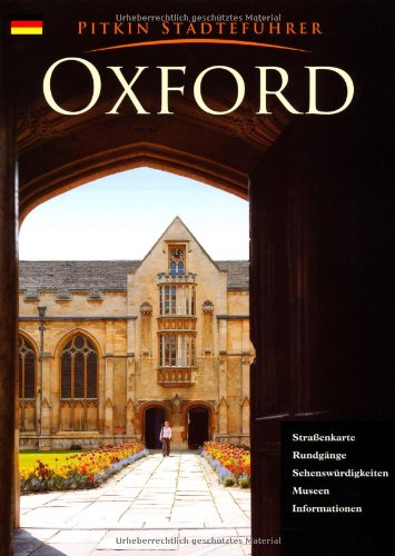 Oxford City Guide – German