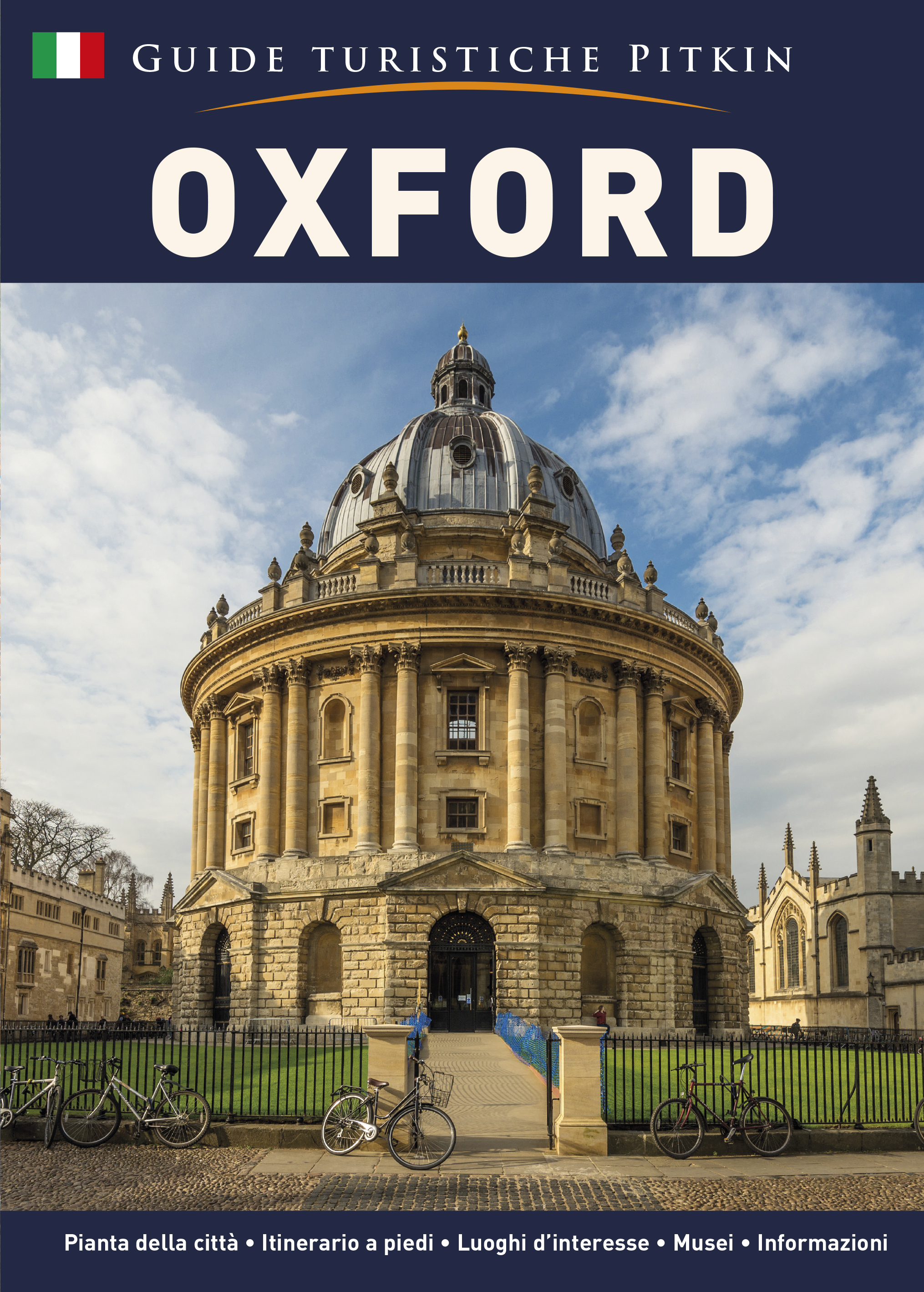 Oxford City Guide – Italian