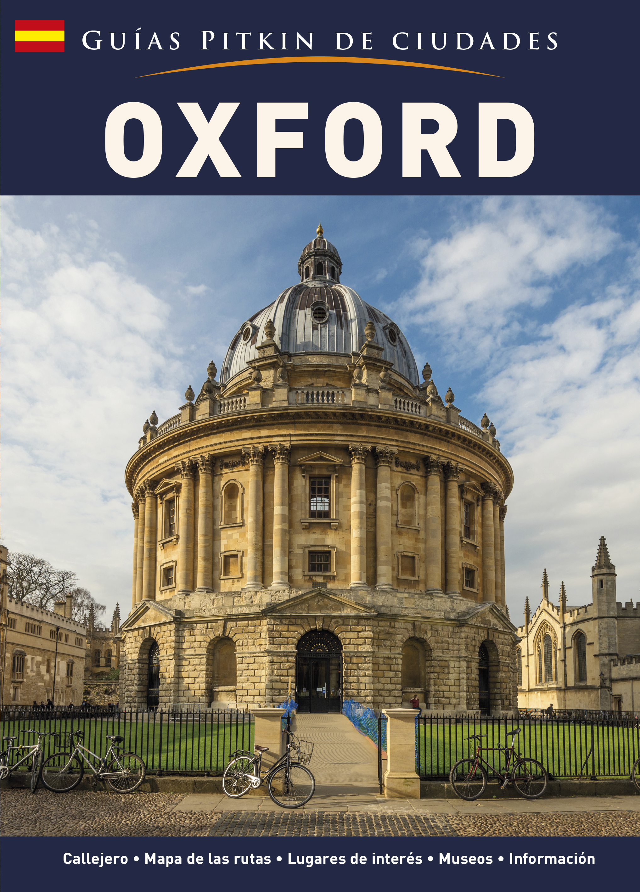 Oxford City Guide – Spanish