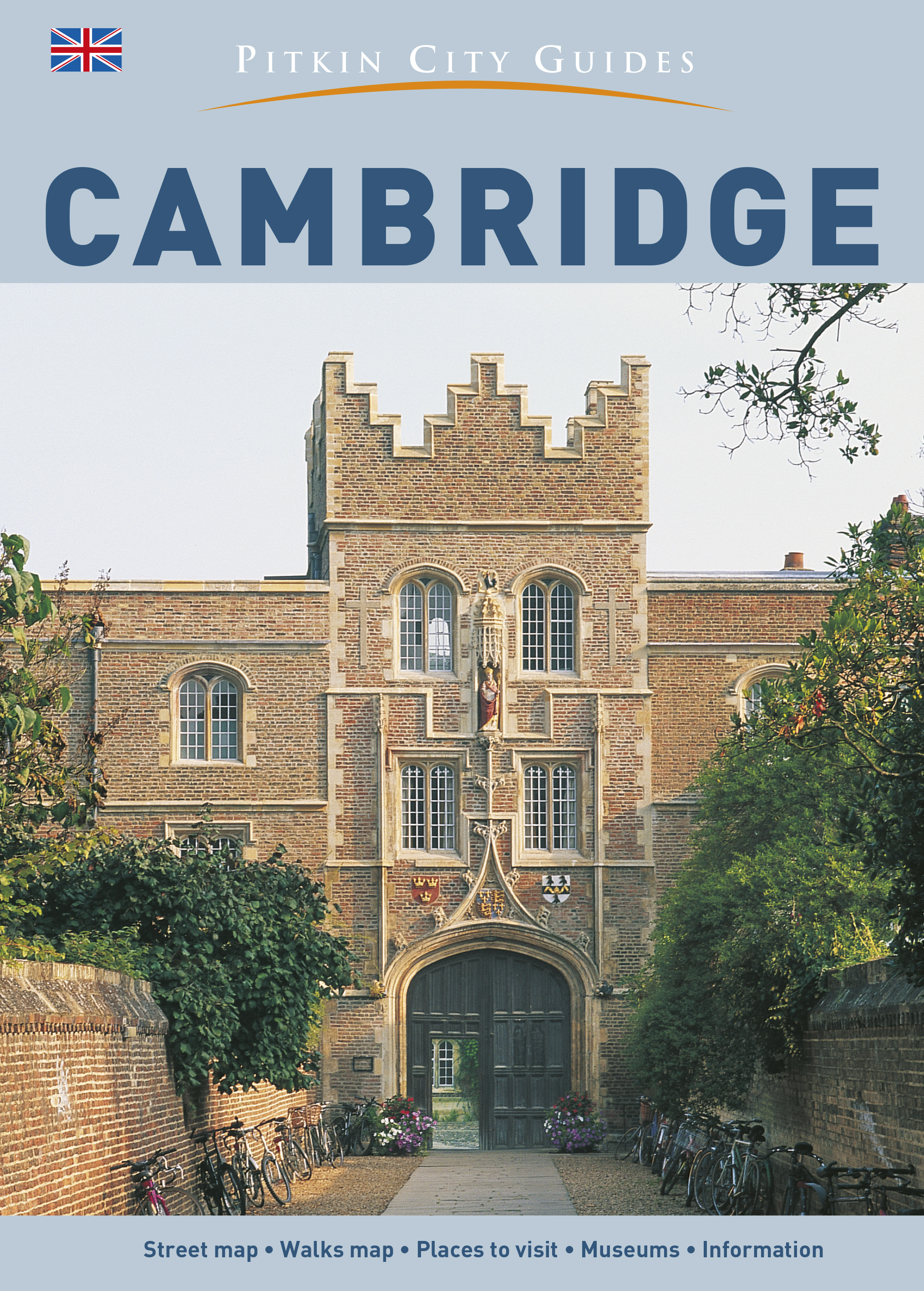 Cambridge City Guide – English