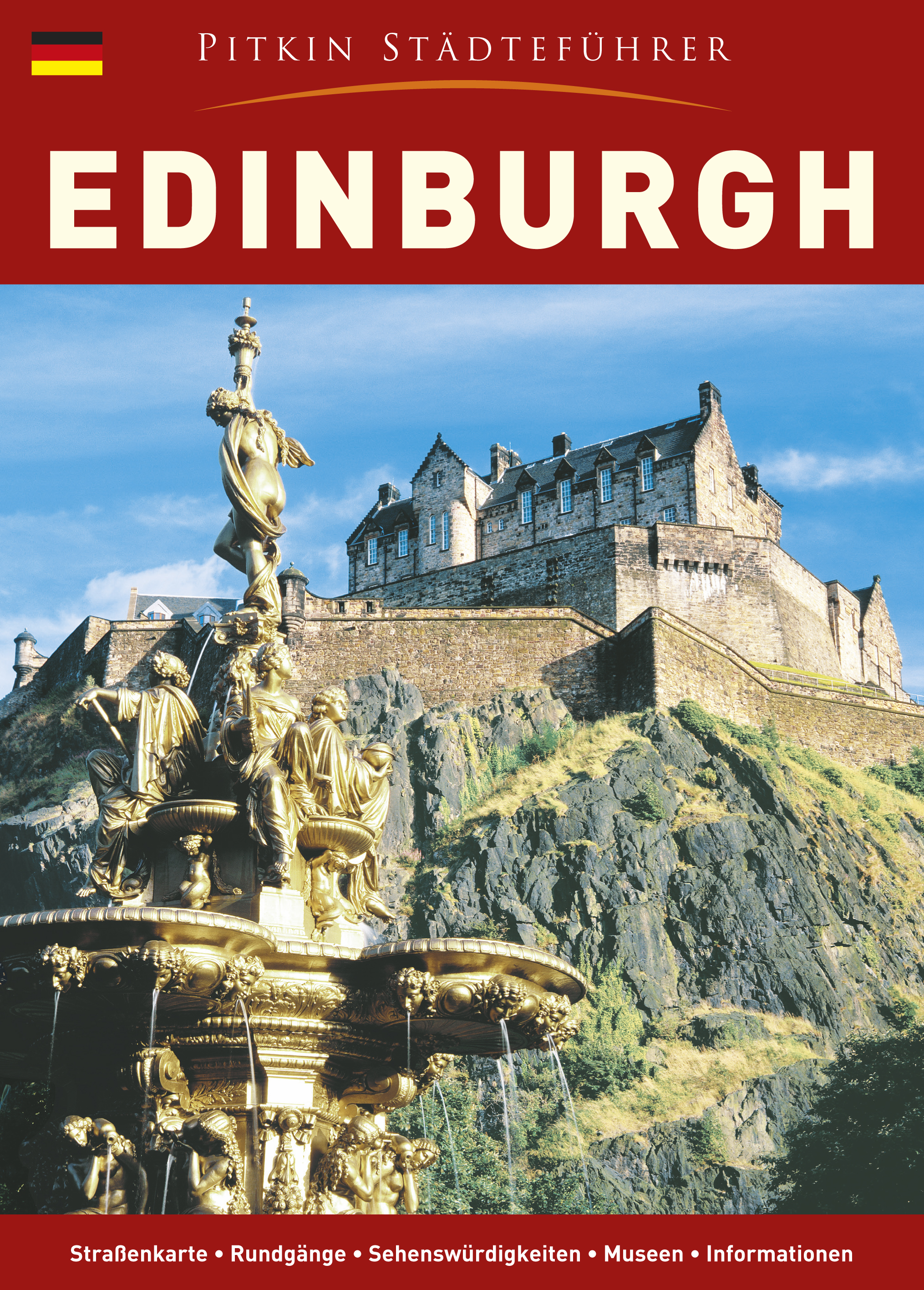 Edinburgh City Guide – German
