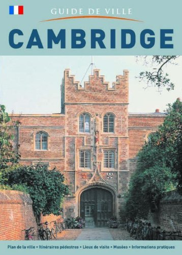 Cambridge City Guide – French