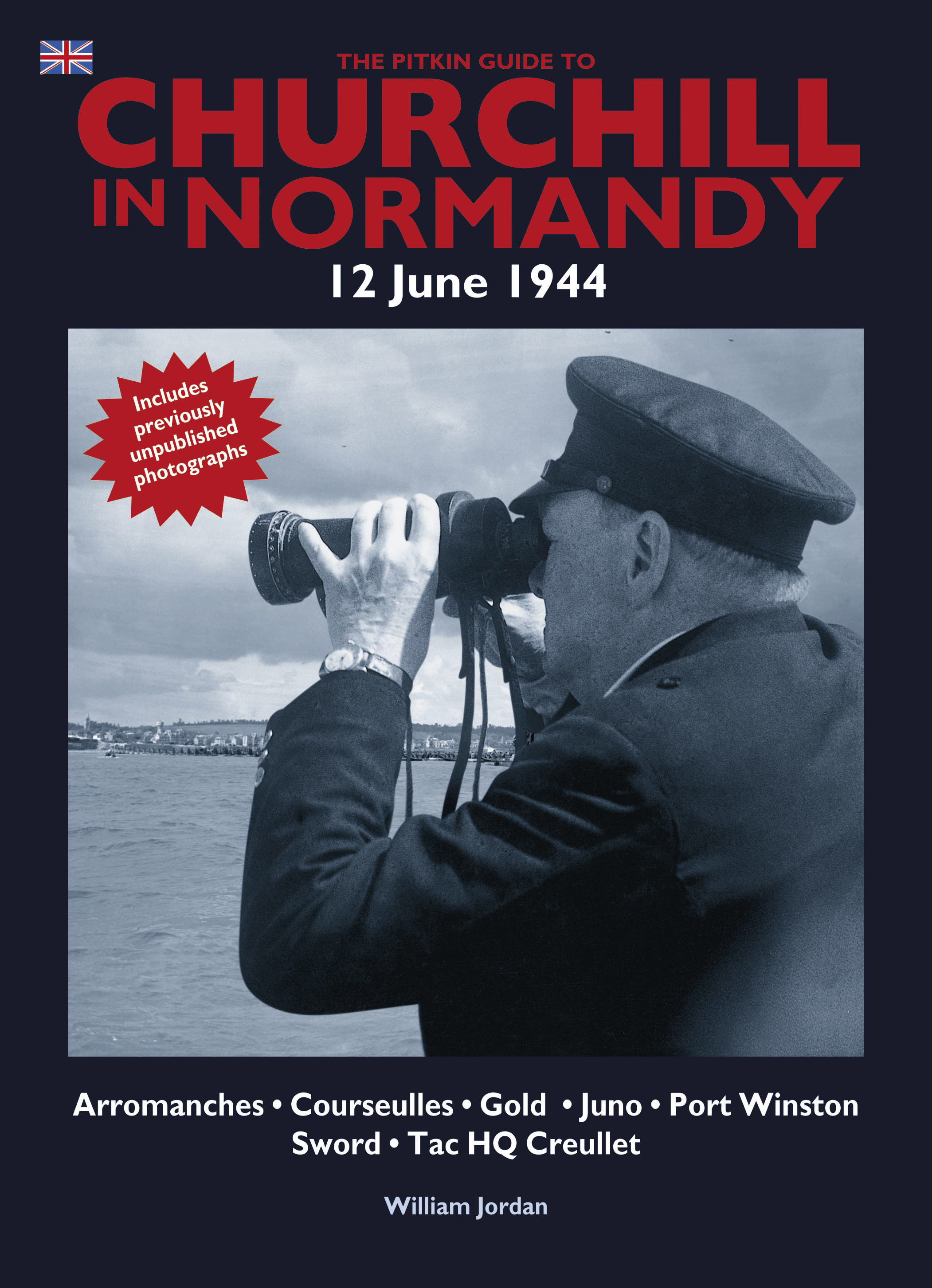 Churchill in Normandy – English