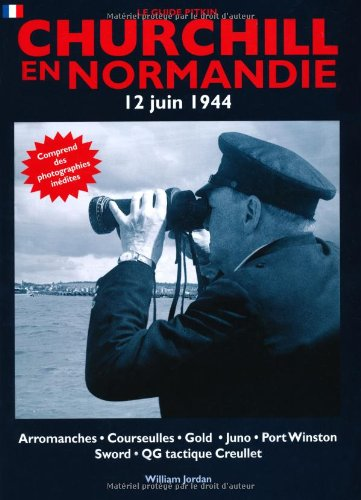 Churchill in Normandy – French