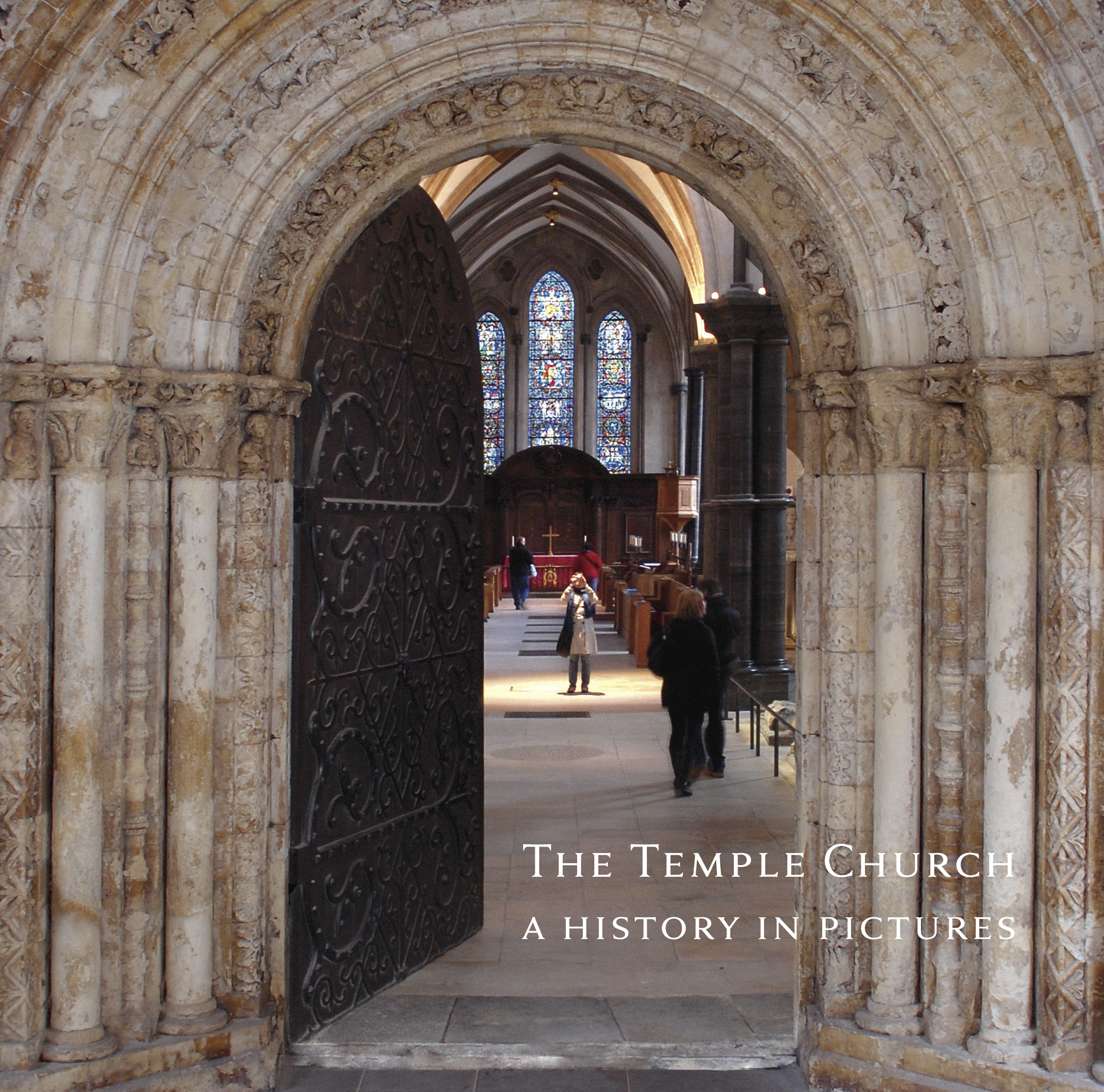 Temple Church, a History in Pictures
