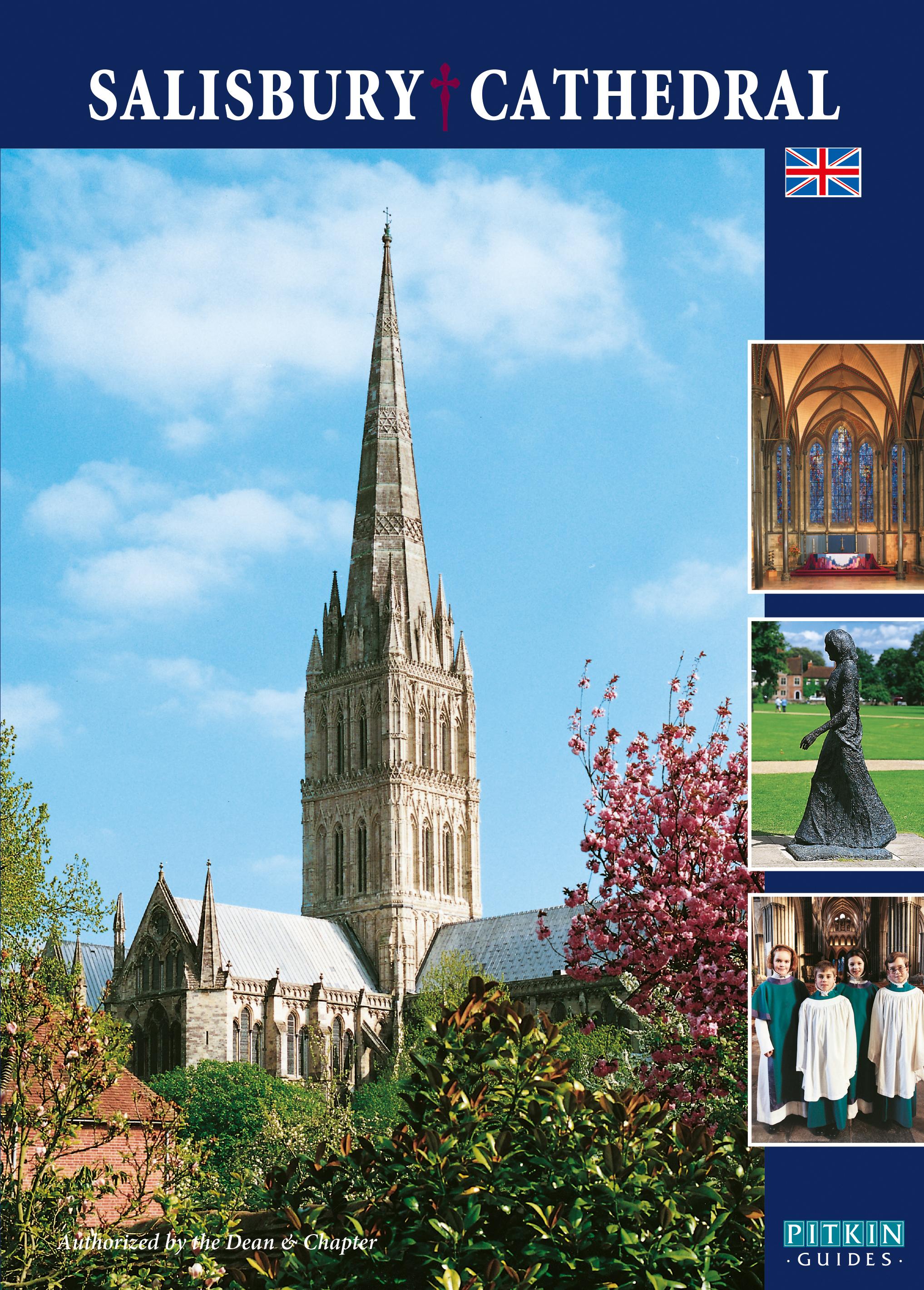 Salisbury Cathedral Guidebook
