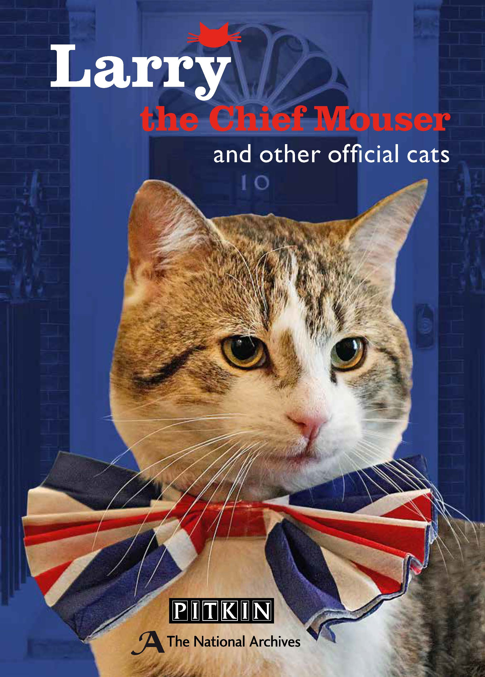 Larry the Chief Mouser