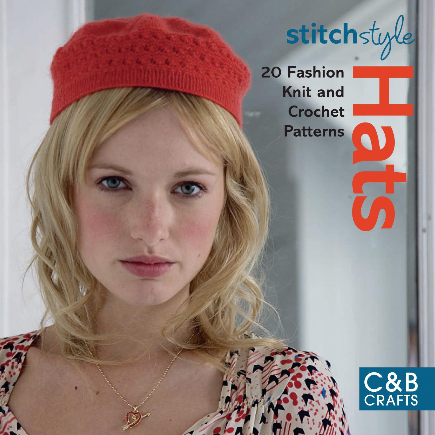Stitch Style Hats