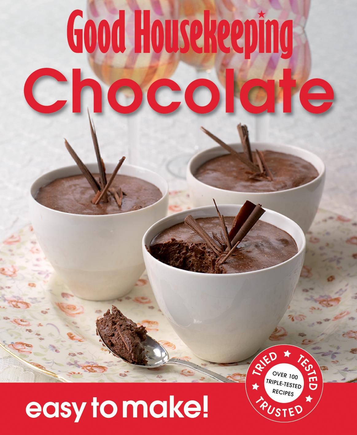 Good Housekeeping Easy to Make! Chocolate