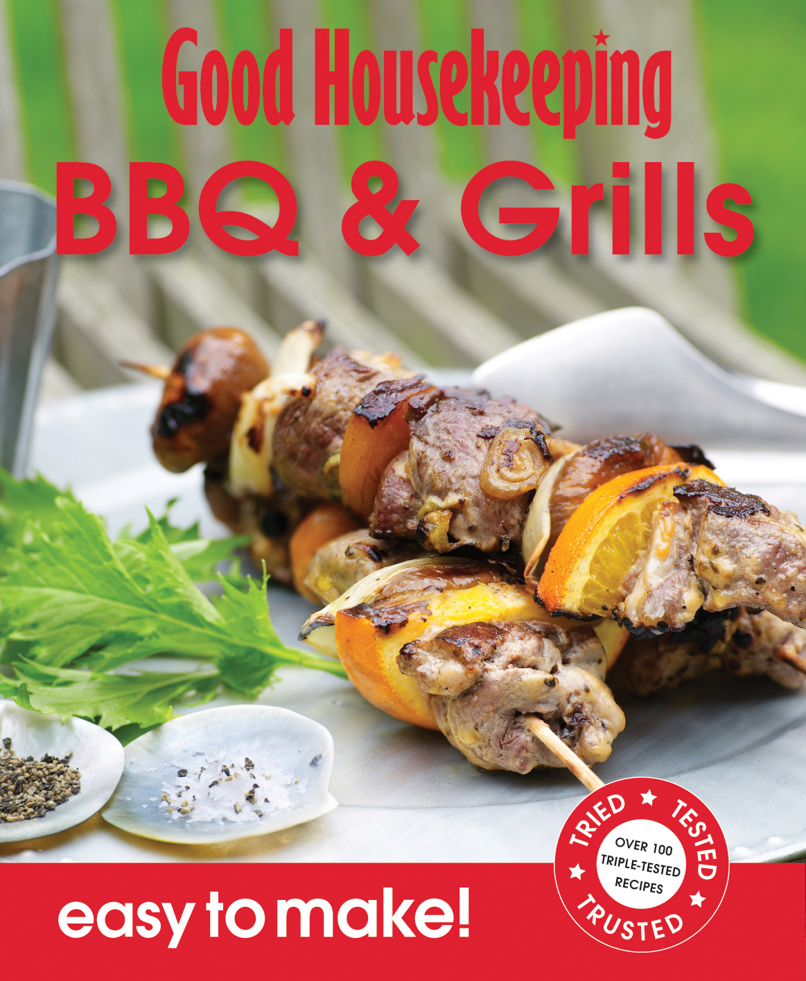 Good Housekeeping Easy to Make! BBQ & Grills