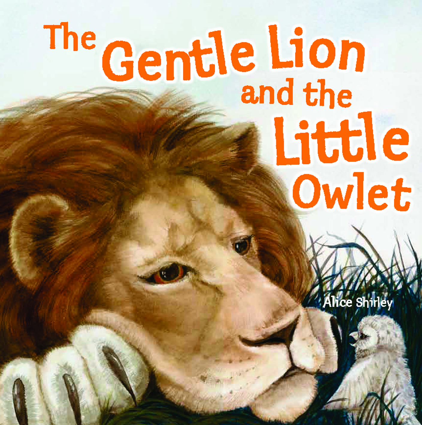 The Gentle Lion and Little Owlet