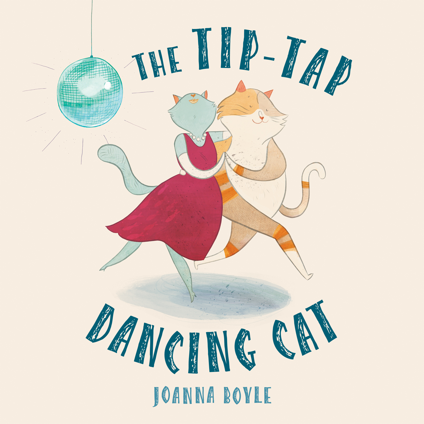 The Tip-Tap Dancing Cat