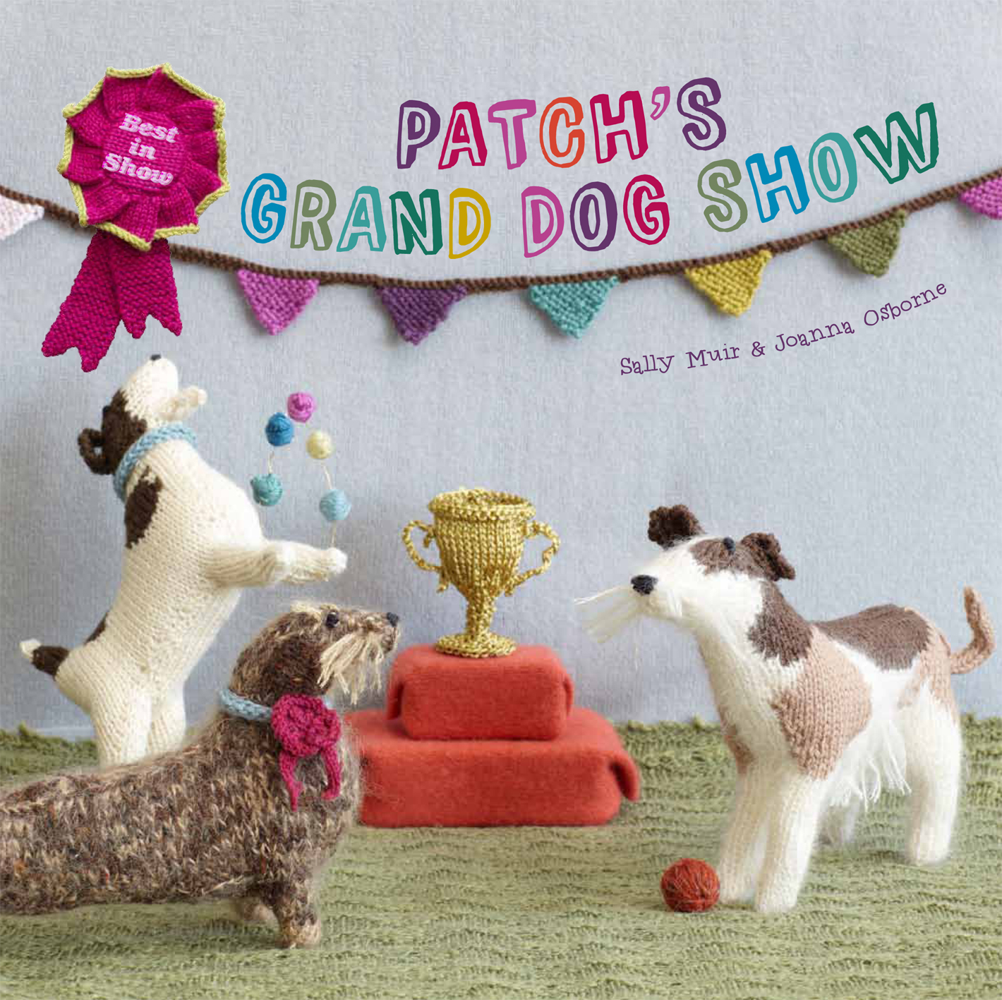 Patch's Grand Dog Show