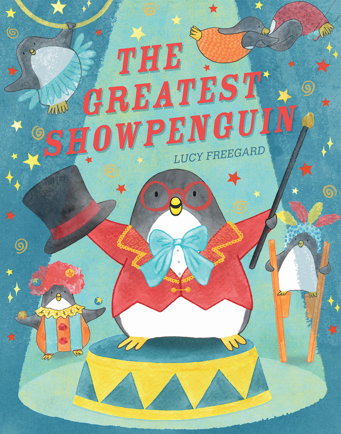 The Greatest Showpenguin