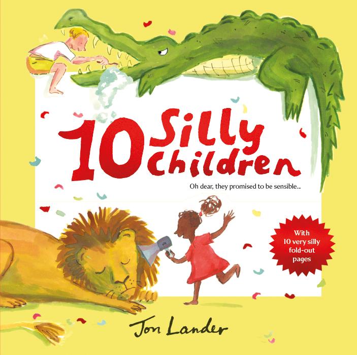 10 Silly Children