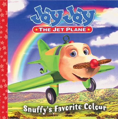 Jay Jay Jet Plane :Snuffy's Favourite Colour
