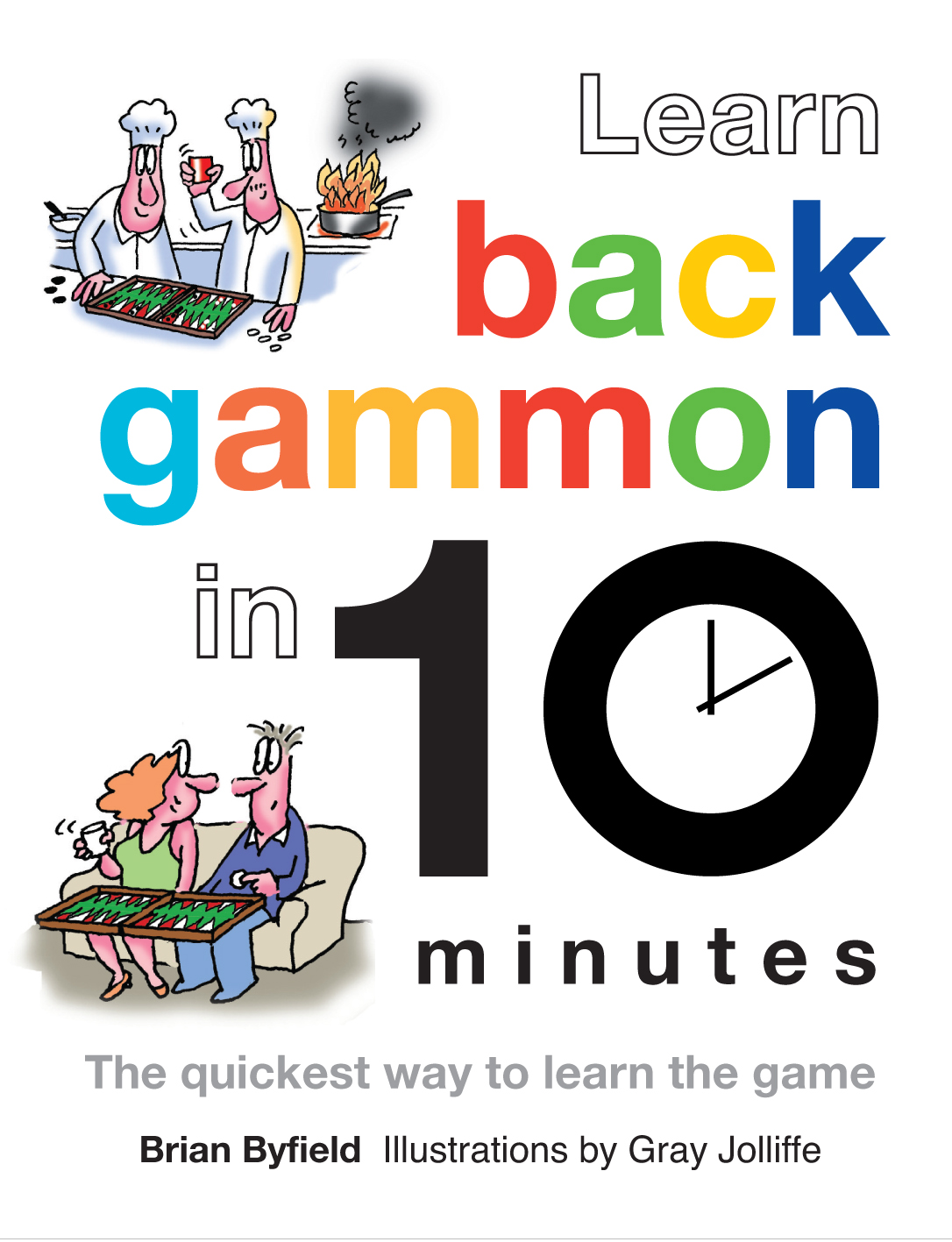 Learn Backgammon in 10 Minutes