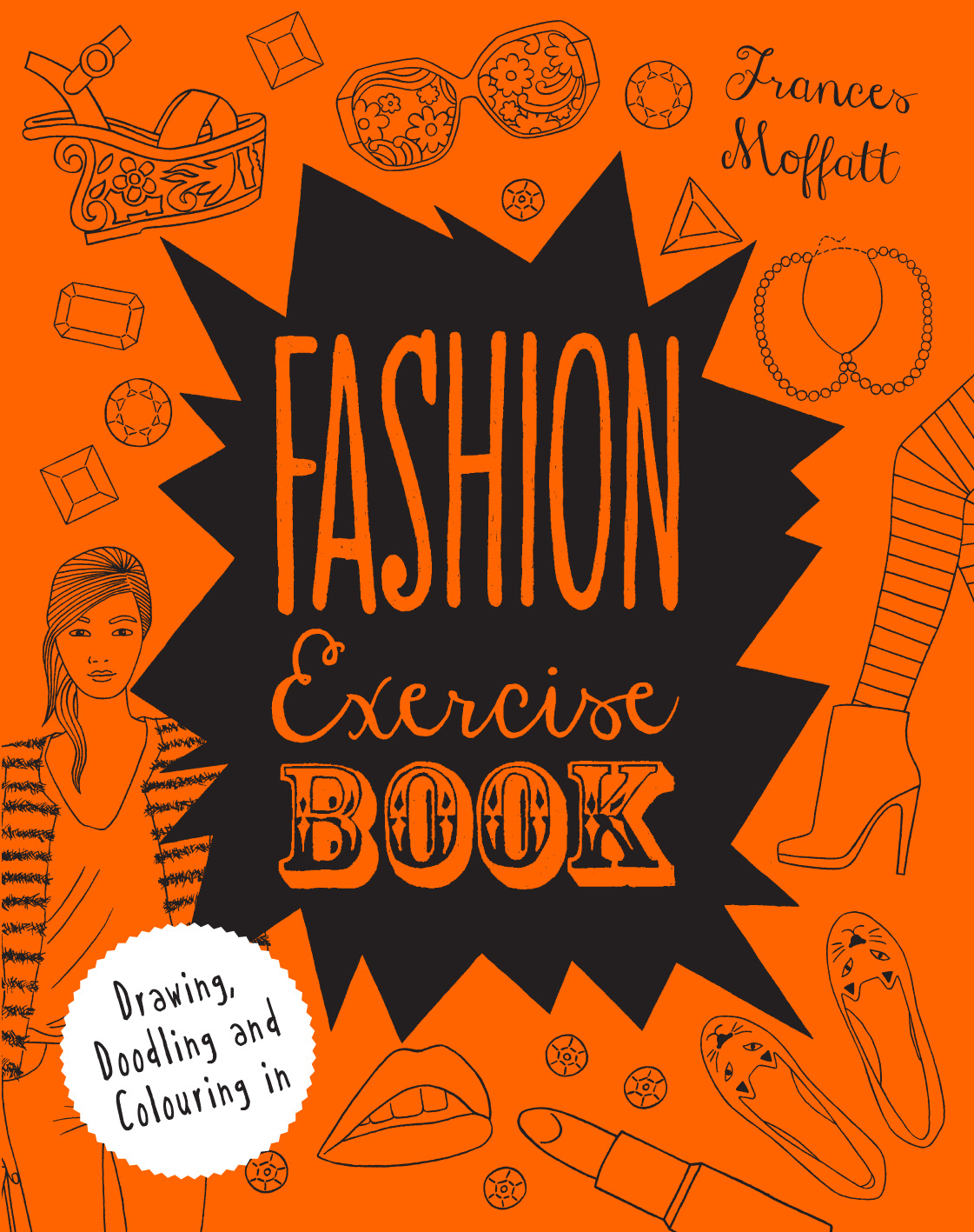 Fashion Exercise Book