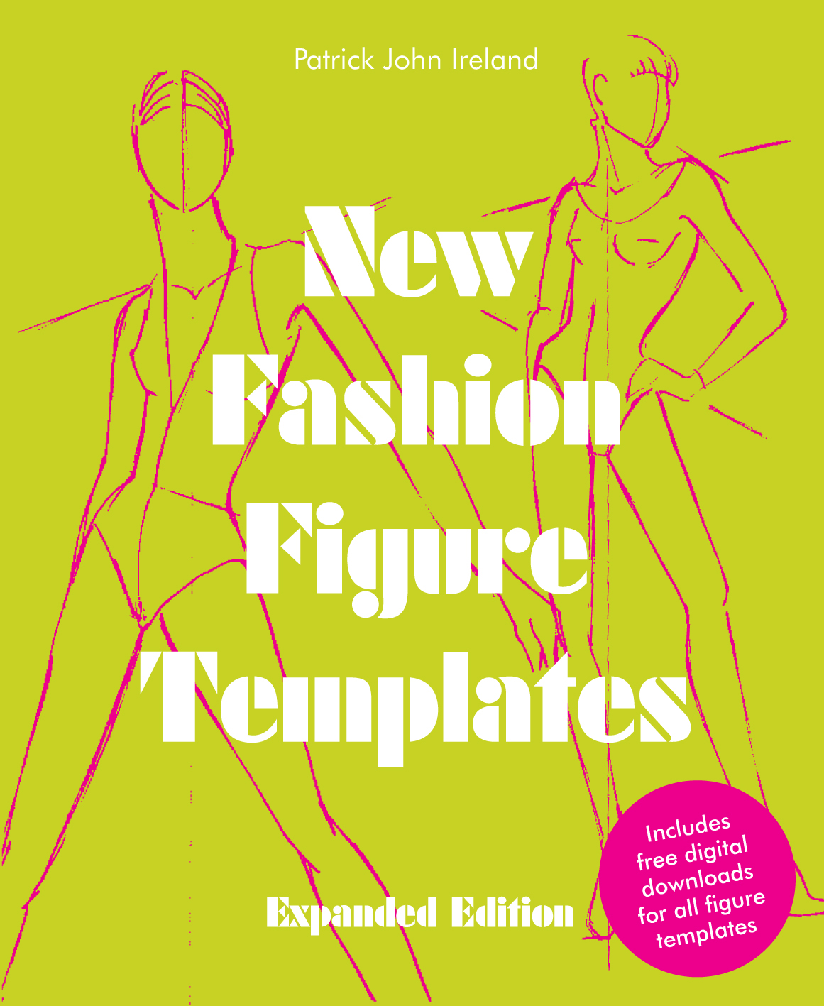 New Fashion Figure Templates – Expanded edition