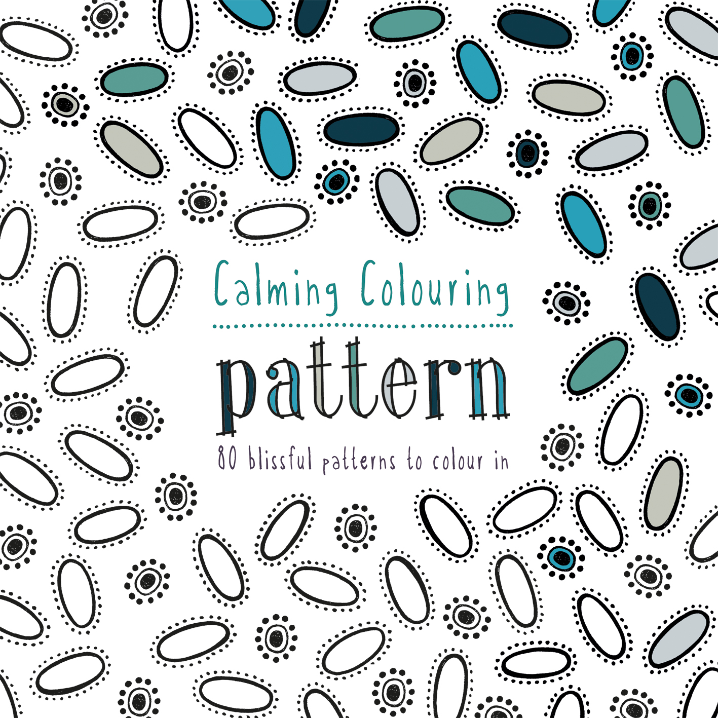 Calming Colouring Patterns