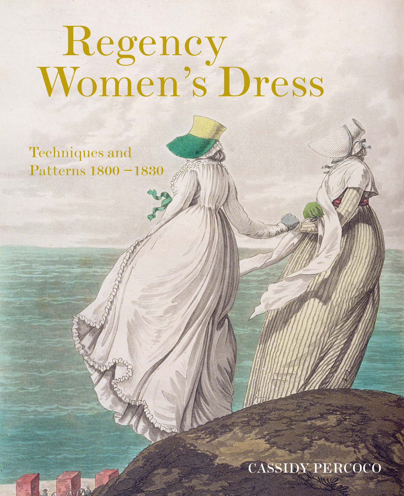 Regency Women's Dress