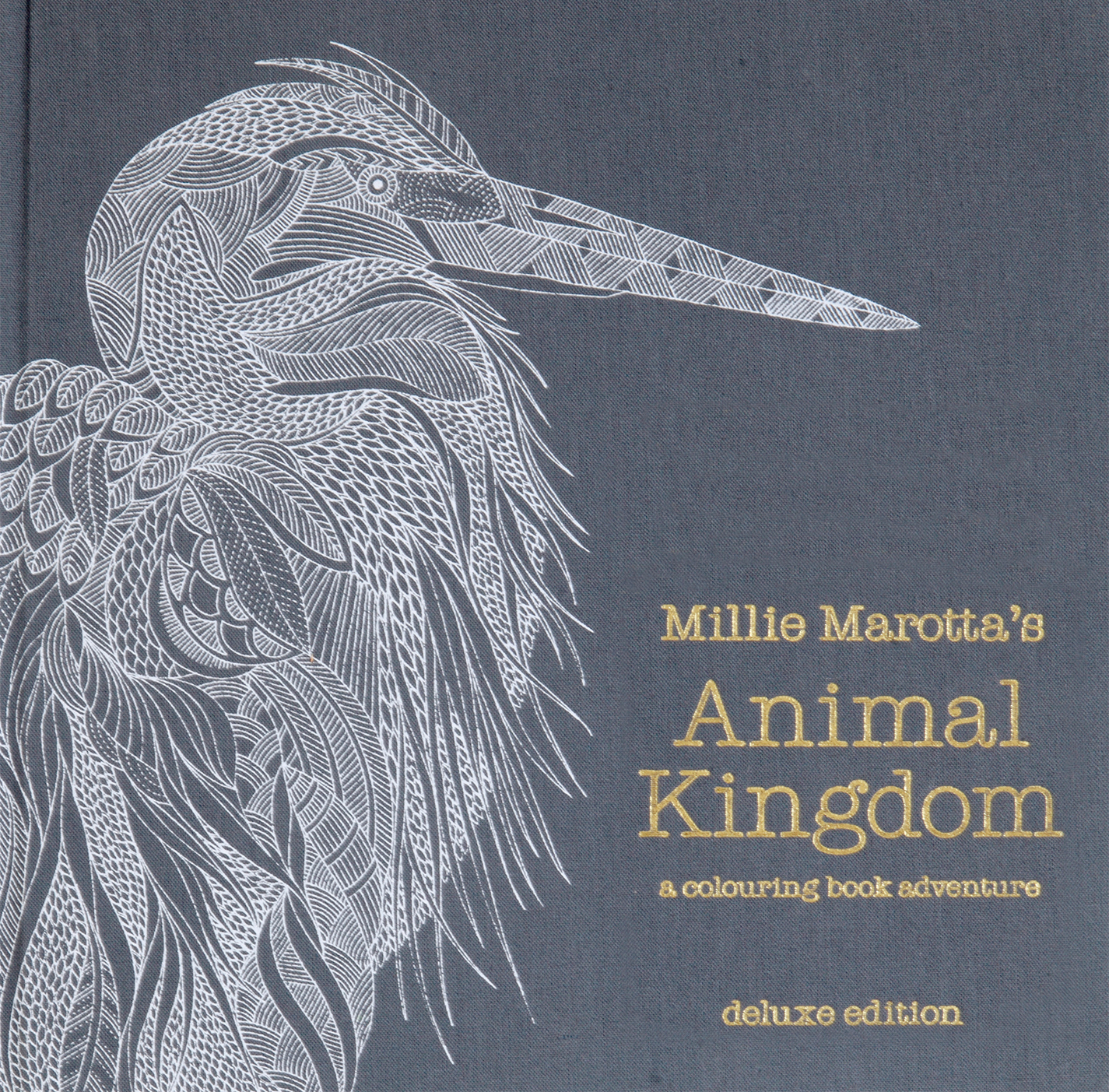 Millie Marotta's Animal Kingdom Deluxe Edition