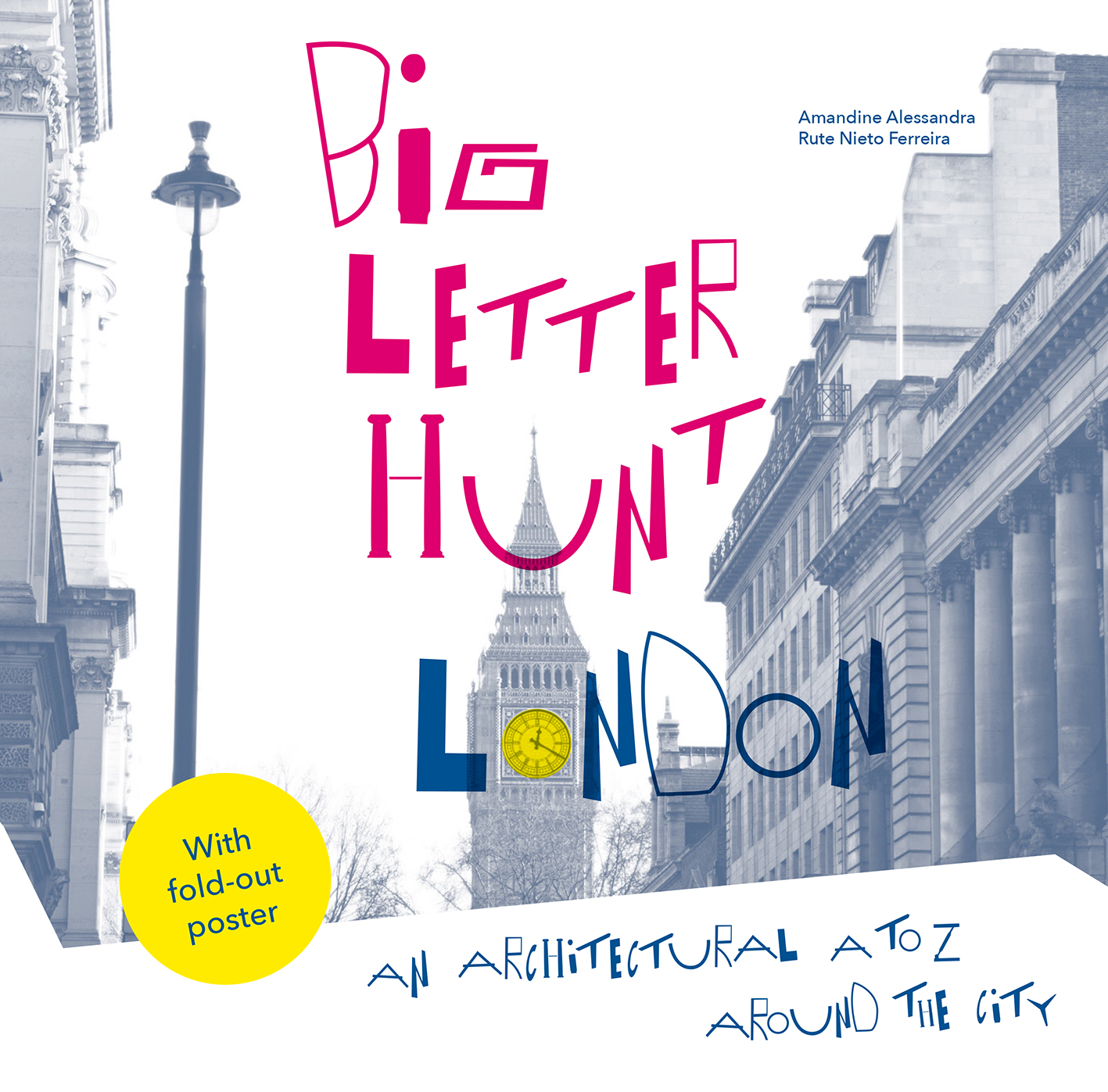 The Big Letter Hunt: London