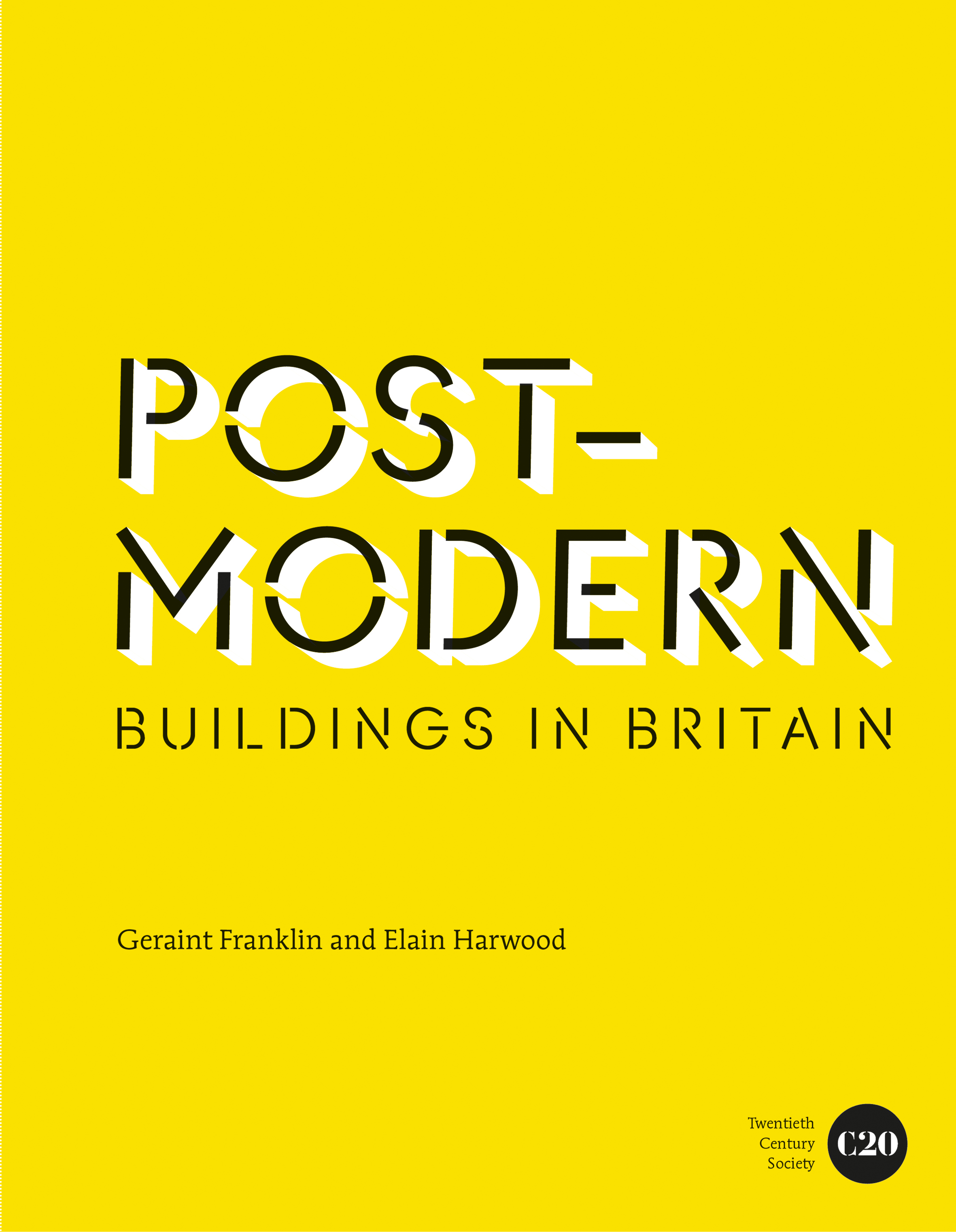 Post-Modern Buildings in Britain