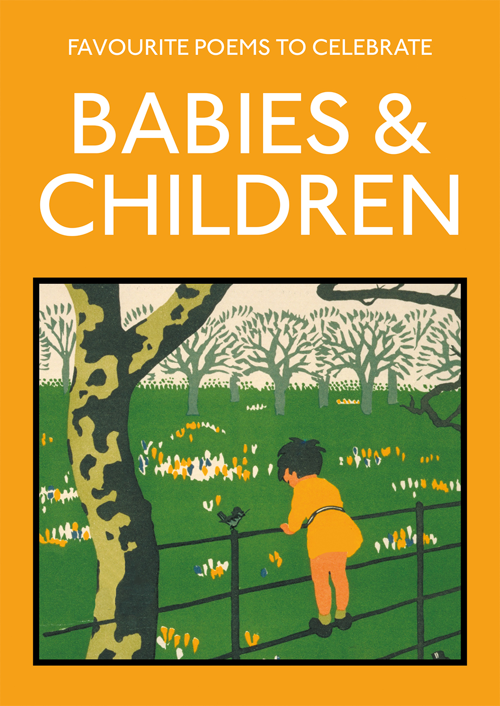 Favourite Poems to Celebrate Babies and Children