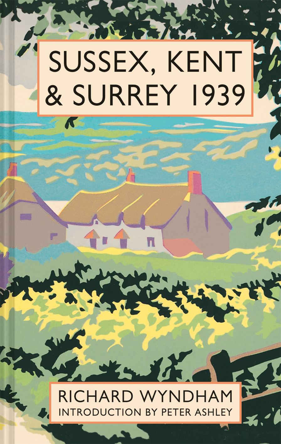 Sussex, Kent and Surrey 1939