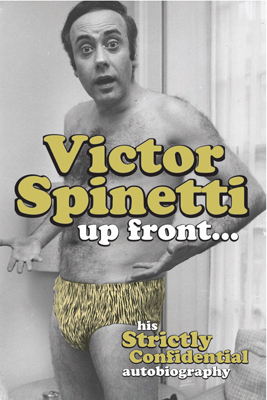Victor Spinetti Up Front…