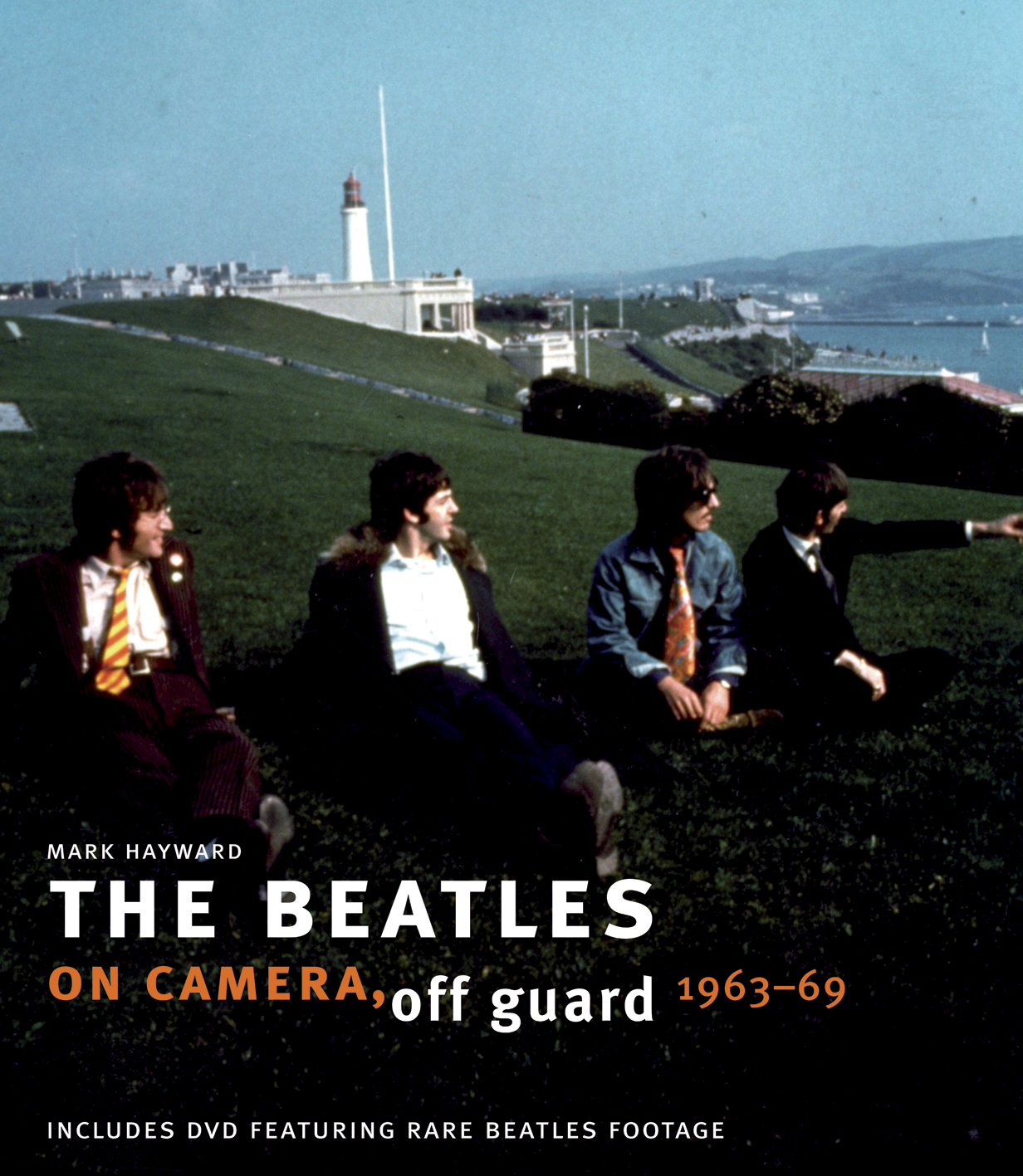 The Beatles: On Camera, Off Guard