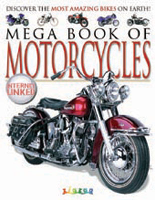 Mega Book of Motorcycles