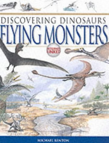 Dinosaurs Flying Monsters