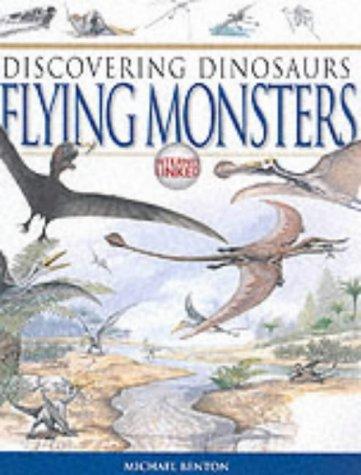 Dinosaurs Flying Monsters
