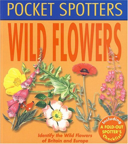 Pocket Spotters Wild Flowers