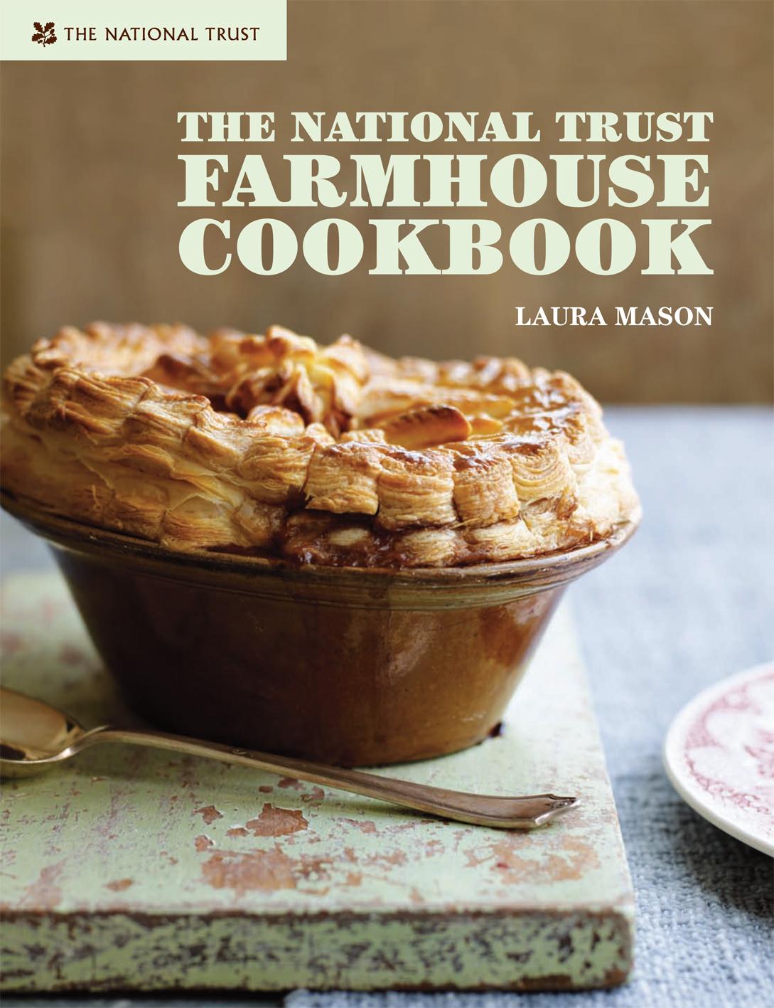 National Trust Farmhouse Cookbook