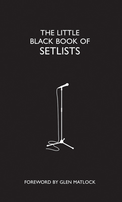 Little Black Book of Setlists