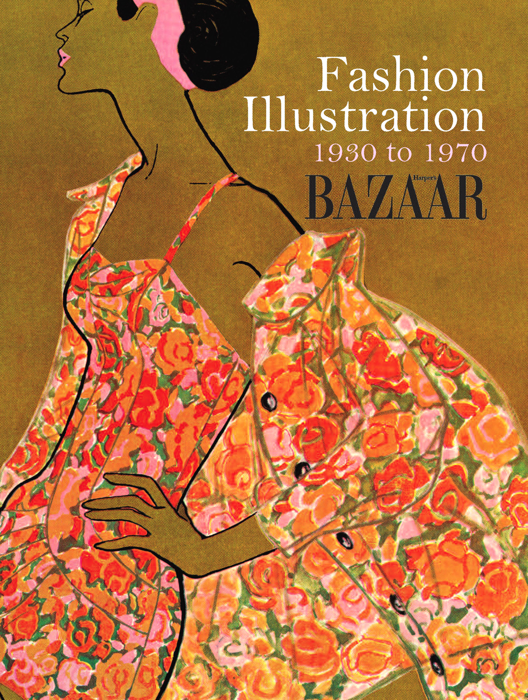 Fashion Illustration 1930 to 1970