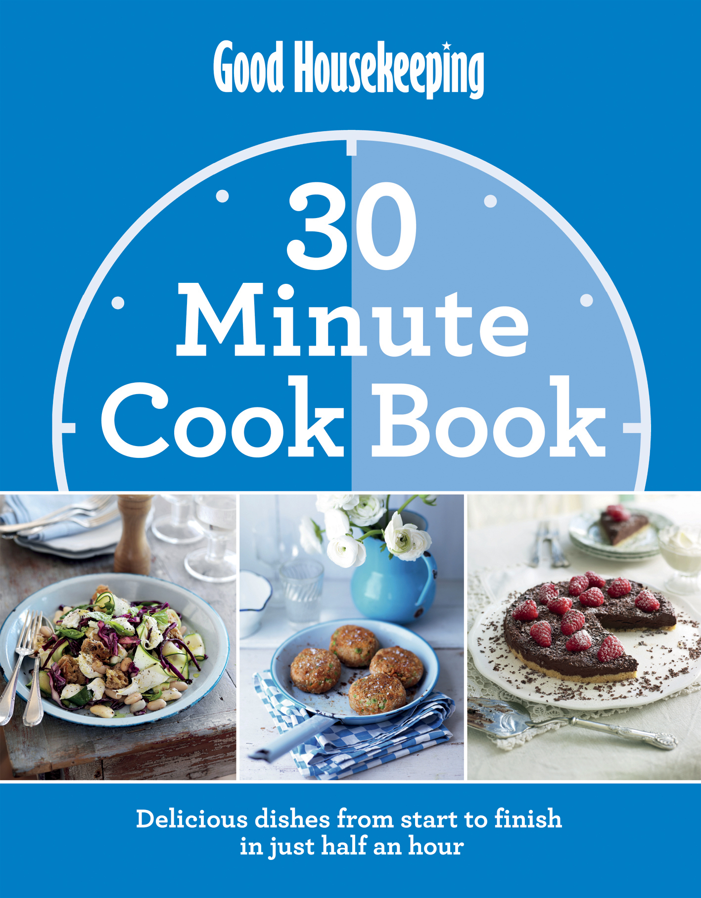 Good Housekeeping 30 Minute Cook Book WIGIG for TRADE
