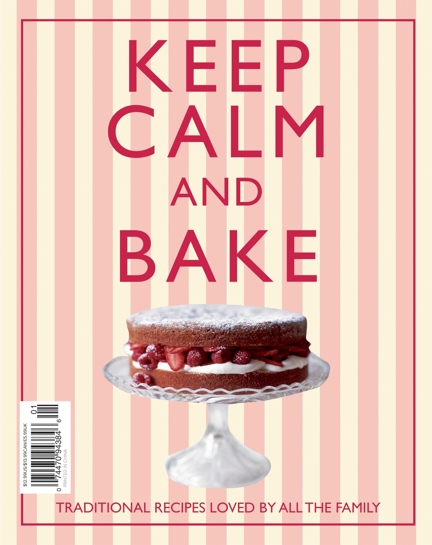 Keep Calm & Bake